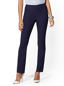 High-Waist Pull-On Leg Pant - Signature Fit - 7th