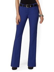 Bootcut Pant - Modern Fit - All-Season Stretch - B