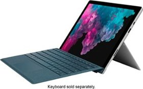 "Microsoft - Surface Pro 6 - 12.3"" Touch-Screen - I"