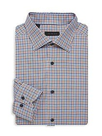 Saks Fifth Avenue COLLECTION Small Graph Check Cot