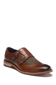 Vintage Foundry The Murphy Leather Monk Derby