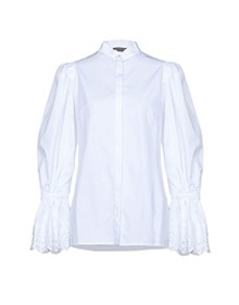 ALEXANDER MCQUEEN - Solid color shirts & blouses