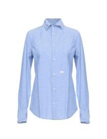 DSQUARED2 - Solid color shirts & blouses