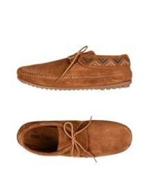 MINNETONKA - Laced shoes