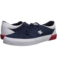 DC DC Navy/White
