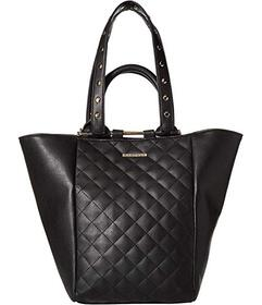 Rampage Two-Way Tote with Studded Handle