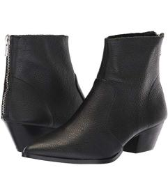 Steve Madden Black Leather
