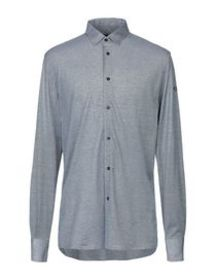 ALESSANDRO DELL'ACQUA - Solid color shirt