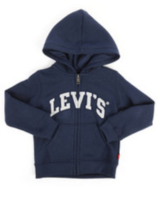 Levi's the icon hoodie (2t-4t)
