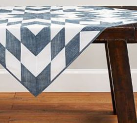 Pottery Barn Cooper Table Throw
