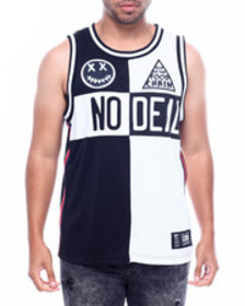 BWOOD no deal split tank