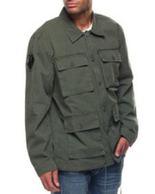 Joe's Jeans tribe army shacket