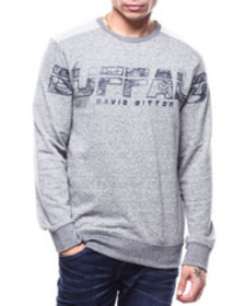 Buffalo by David Bitton faver sweatshirt