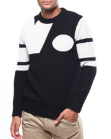 G-STAR khoma geometric sweater