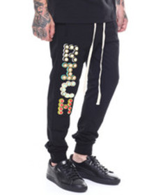 Rich Star rich studded sweatpant