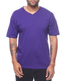 Buyers Picks slim fit v-neck tee