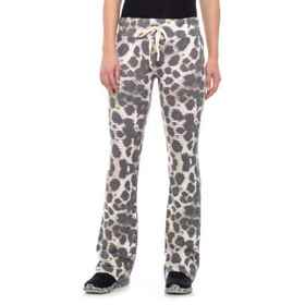 Playground Printed Flare Leggings (For Women) in O