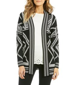 Investments Long Sleeve Open Cardigan
