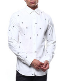 G-STAR gstr dot super slim l/s shirt