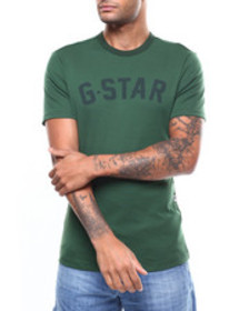 G-STAR mono chrome logo tee
