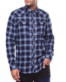 G-STAR 3301 slim shirt flannel l/s shirt