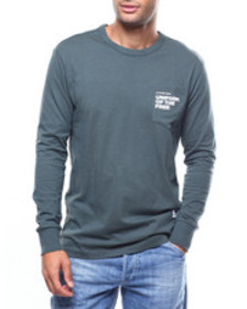 G-STAR l/s pocket uniform of the free tee