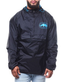 Ecko poly mesh all conditions back anorak (b&t)