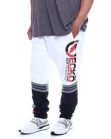 Ecko strikethrough fashion jogger (b&t)