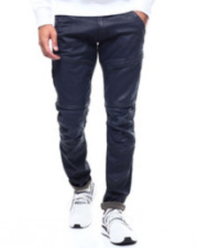 G-STAR rackam skinny waxed stretch jean