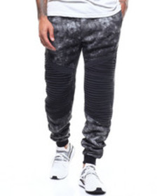 Buyers Picks pleated thigh jogger