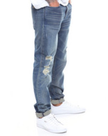 Joe's Jeans the slim fit/ burns/distressed jean