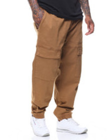 Ecko front cargo jogger (b&t)