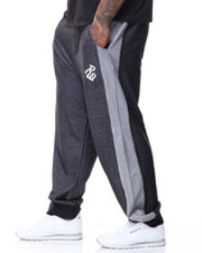 Rocawear outfield knit jogger (b&t)