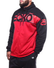 Ecko e-c-k-o sherpa fleece (b&t)