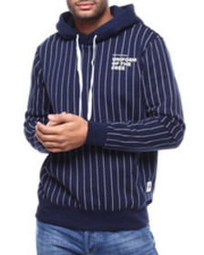 G-STAR pinstripe uniform hoody