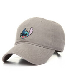 Buyers Picks stitch embroidered washed dad cap