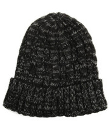 Buyers Picks thick cable knit beanie