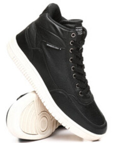 Members Only iconic bomber 01 high top sneakers