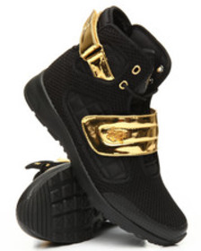 Vlado atlas 3 metallic buckle sneakers