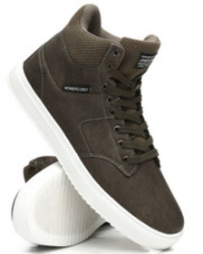 Members Only iconic 01 nubuck sneakers