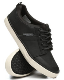London Fog lincoln canvas sneakers