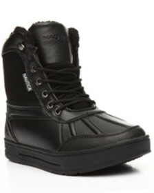 Nautica lockview warm lined boots