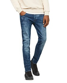 G-STAR RAW - 3301 Slim Fit Jeans in Dark Aged 86