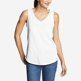 Women's Ravenna Tank Top - Solid