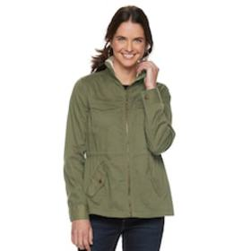 Women's SONOMA Goods for Life™ Sherpa Trim Utility