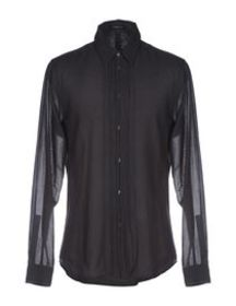 COSTUME NATIONAL - Solid color shirt