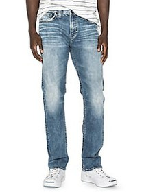 Silver Jeans Co Hunter Relaxed-Fit Jeans INDIGO