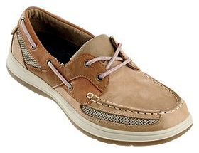 World Wide Sportsman Men's Nantucket III Boat Shoe