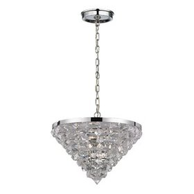 Korte 5-Light Crystal Chandelier