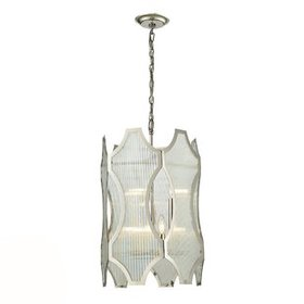 Hazeltine 6-Light Geometric Chandelier
